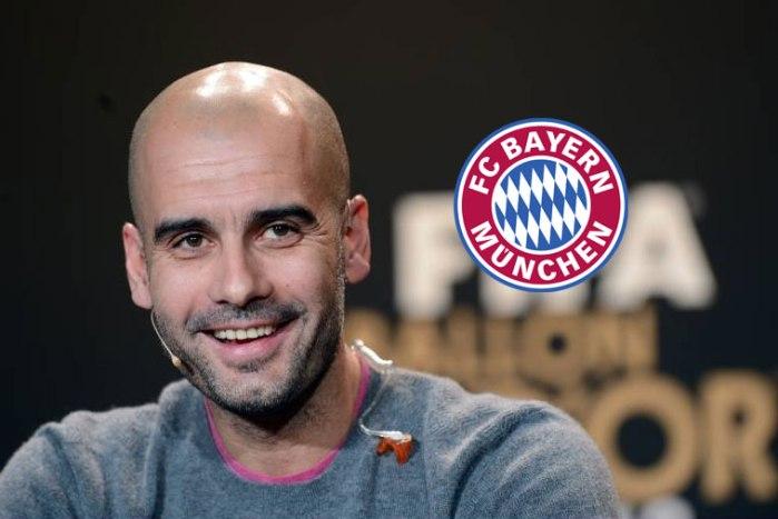pep guardiola nuevo entrenador bayern munich facebook