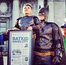 batkid the hero twitter impact analysis